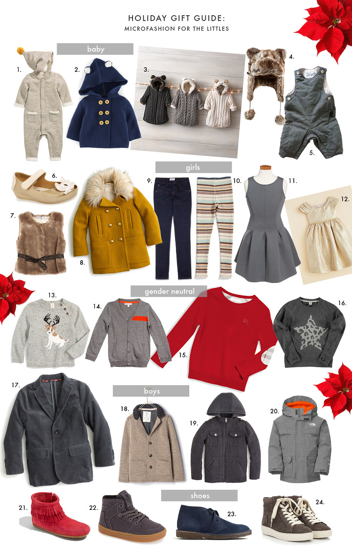 Holiday Gift Guide_For the Littles 111815