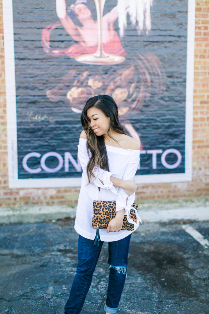 free people show me some shoulder top