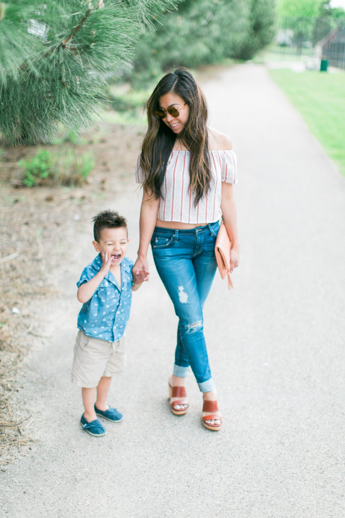 petite mom mommy fashion blogger