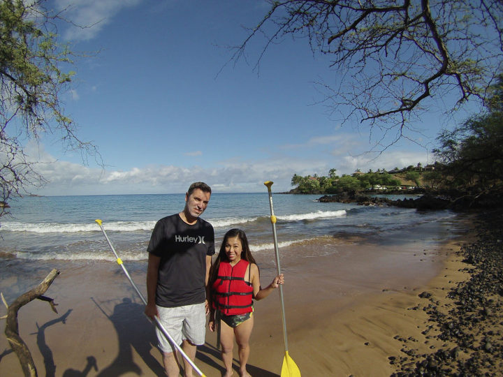 hawaiian paddle sports maui lessons