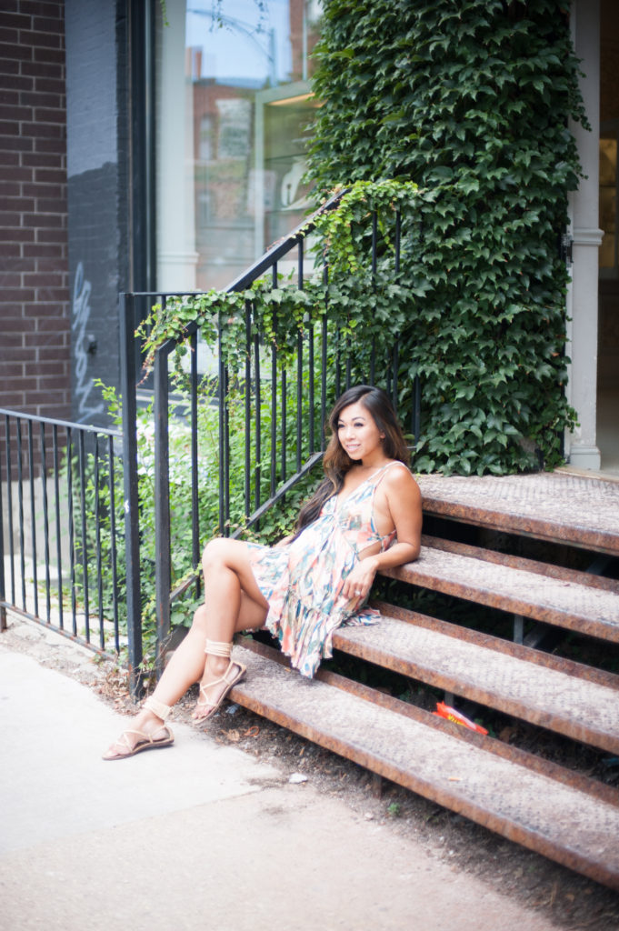 chicago petite fashion blogger