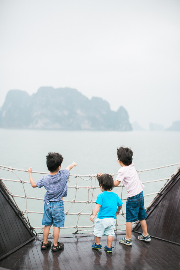 traveling to vietnam with kids