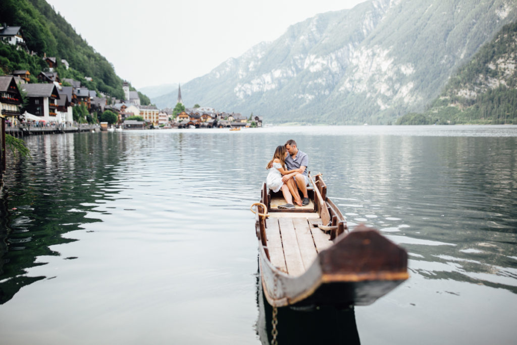 family photography Hallstatt Austria